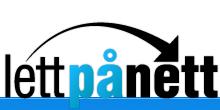 Hjemmeside – LettPåNett.no